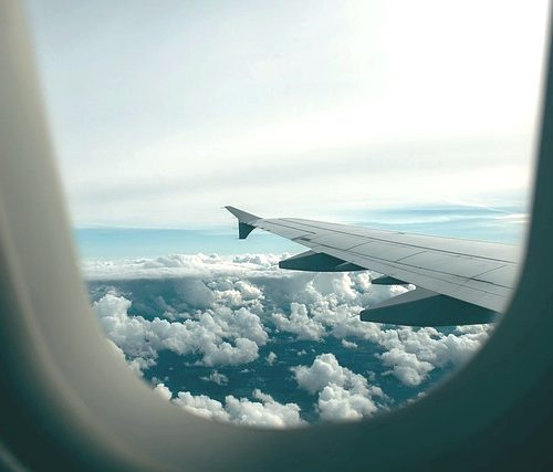transformar miedo a volar en calma es posible con PSYCHK
